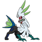 Silvally bicho (dream world).png