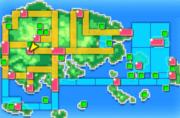 Pueblo Verdegal mapa.png