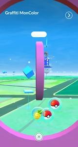 Archivo:Recluta del Team GO Rocket retando al jugador en Pokémon GO.webm