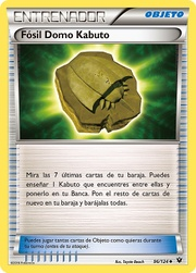 Fósil Domo Kabuto (Destinos Enfrentados TCG).jpg