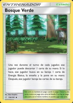 Carta Bosque Verde