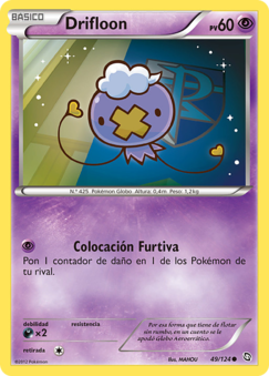 Carta de Drifloon