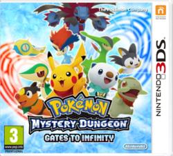Pokémon Mundo Misterioso: Gates to Infinity