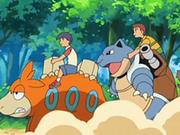 EP560 Alumnos cabalgando con sus Pokémon.png