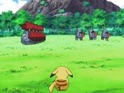 EP581 Pikachu mirando los Probopass y Nosepass.jpg