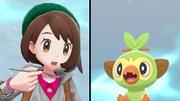 El jugador y su Pokémon probando el curri EpEc.jpg