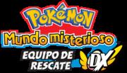 Pokémon Mundo misterioso equipo de rescate DX logo.png