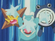EP173 Staryu, Totodile y Poliwhirl usando pistola agua.png