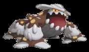 Heatran en Pokémon Ranger 2.png