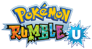 Logo de Pokémon Rumble U