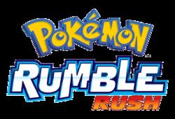 Logo Pokémon Rumble Rush