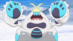 Crabominable de Kaudan