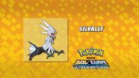 Silvally.