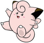 Clefairy (dream world) 2.png