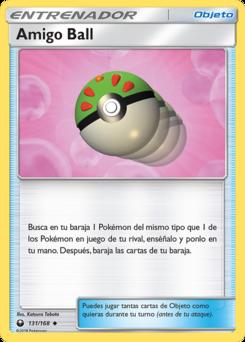 Carta Amigo Ball