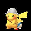 Pikachu explorador