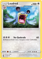 Loudred (Tormenta Celestial TCG).png