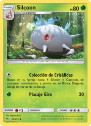 Silcoon (Truenos Perdidos TCG).png