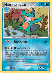 Marshtomp (Grandes Encuentros TCG).png