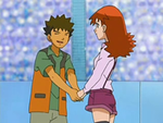Brock y Holly