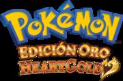Logo de Pokémon Edición Oro HeartGold