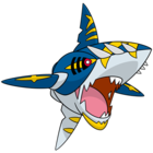 Mega-Sharpedo (dream world).png