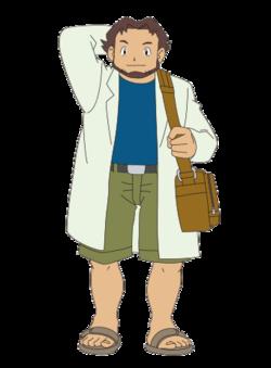 Profesor Birch/Abedul