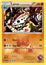 Lairon del Equipo Magma (Doble Crisis TCG).png