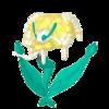 Florges amarilla