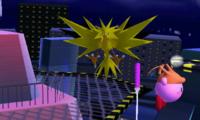 Zapdos en la Torre Prisma SSB4 3DS.png