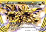 Hydreigon TURBO (Asedio de Vapor TCG)