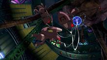 Mega-Mewtwo Y usando onda mental
