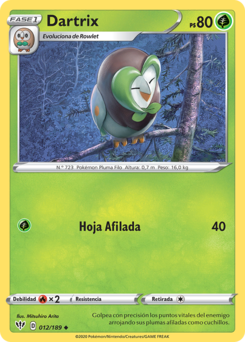 Carta de Dartrix