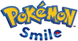 Logotipo de Pokémon Smile.