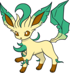 Leafeon (dream world).png