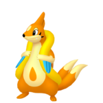 Floatzel macho