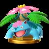 Trofeo de Mega-Venusaur SSB4 (Wii U).png