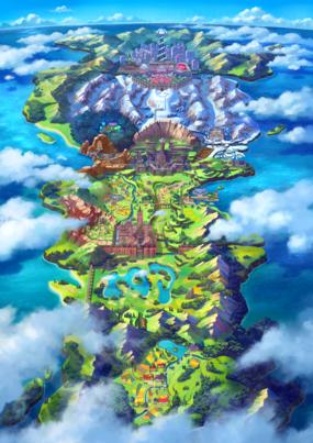 Región de Galar