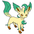 Leafeon (dream world) 3.png