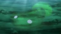 Stunfisk usando camuflaje.