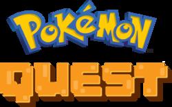Logo Pokémon Quest