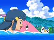 EP558 Maya nadando con Gorebyss.png