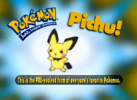 """""""Esta es la forma pre-evolucionada del Pokémon favorito de todos""""."""