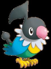 Chatot en Pokémon Mundo Misterioso 2.png