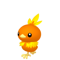 Torchic HOME hembra.png