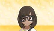 Gafas de Pasta Negro F.png