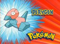 """Porygon en el segmento """"¿Quien es ese Pokémon?"""""""