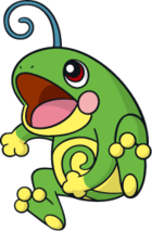 Politoed (dream world).png