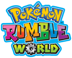 Logo Pokémon Rumble World