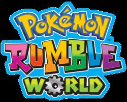 Logo Pokémon Rumble World